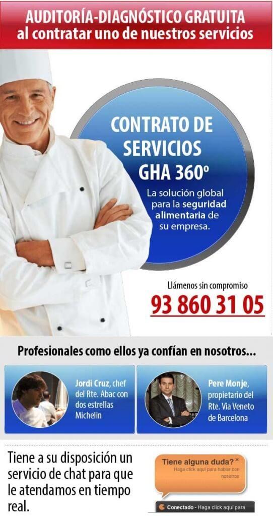 Contrato de servicios