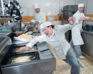GHA-Riesgos Laborales Restaurante
