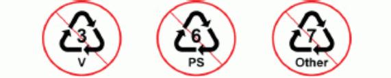 envases plasticos seguros para limentos