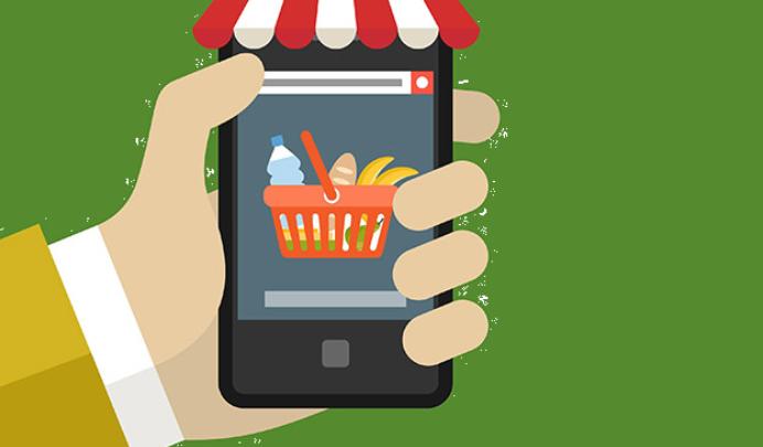 ¿Cómo vender alimentos por Internet?